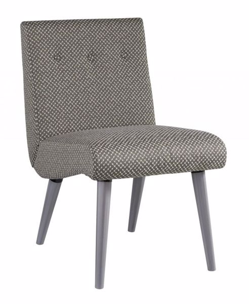 Picture of ZITTAN ACCENT CHAIR GRAY