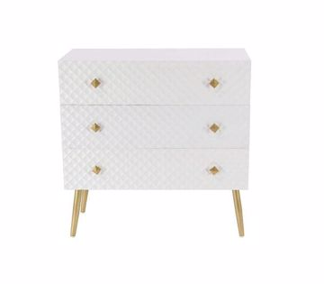Picture of WHITE DIAMOND ACCENT CHEST