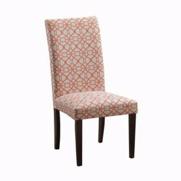 Picture of POWELL PARSON CHAIR ORANGE