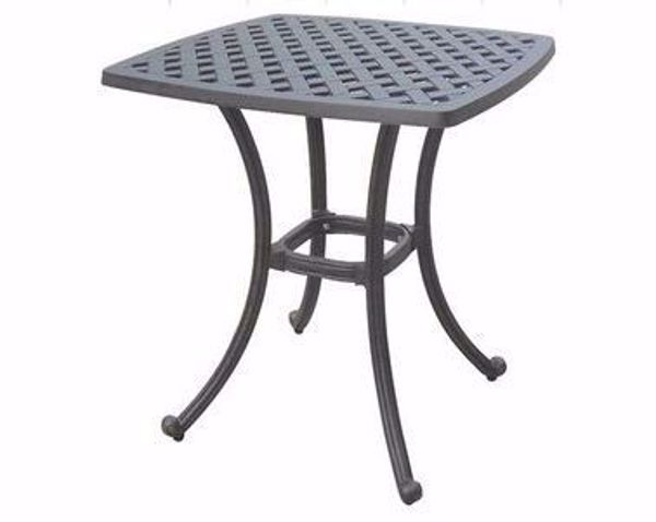 Picture of CASTLE ROCK SQUARE END TABLE