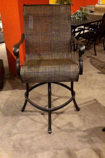 Picture of CASTLE ROCK SLING BAR STOOL
