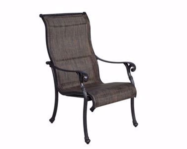 Picture of CASTLE ROCK SLING DINING CHAIR