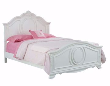 Picture of JESSICA TWIN PANEL BED