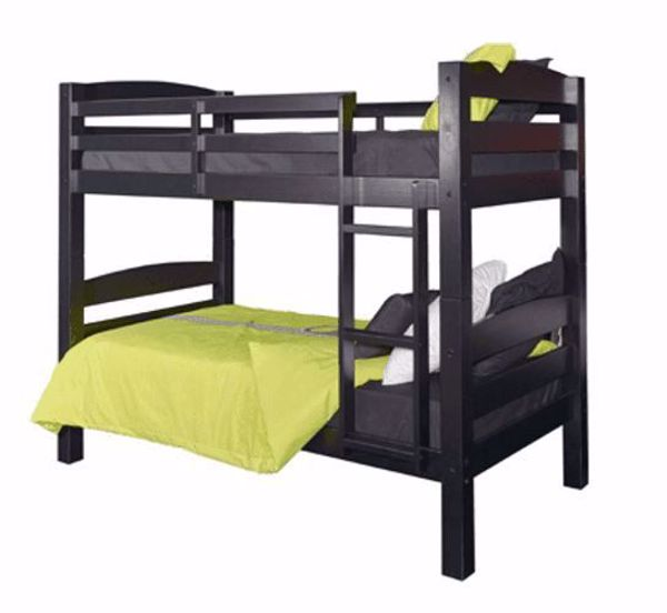 Picture of PORTER BUNK BED BLACK