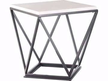 Picture of RIKO SQUARE END TABLE
