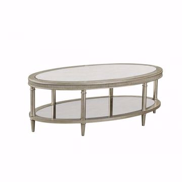 Picture of VANESTA OVAL COCKTAIL TABLE