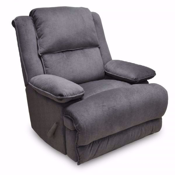 Picture of KINGSTON ROCKER RECLINER GRAY