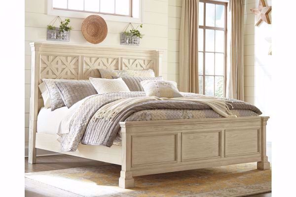 Picture of BOLANBURG KING PANEL BED