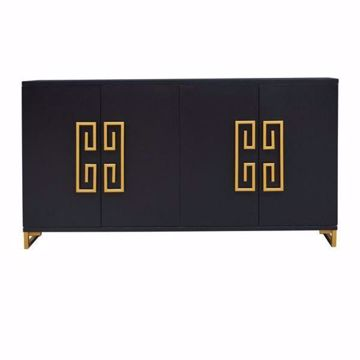 Picture of CORINTHIAN ACCENT CREDENZA