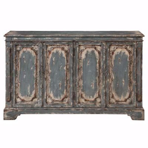 Picture of CABOT DISTRESSED CREDENZA