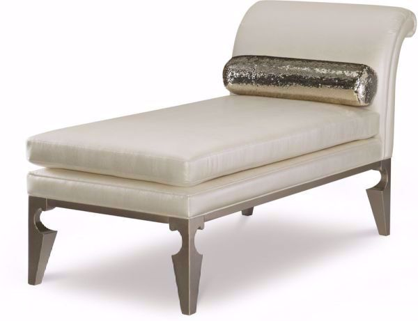 Picture of GLITZ & GLAM CHAISE W/BOLSTER