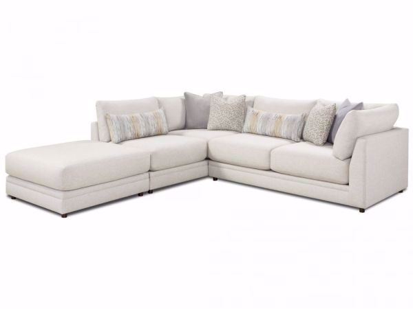Picture of DRUSKY SILVER 2-PC. SECTIONAL