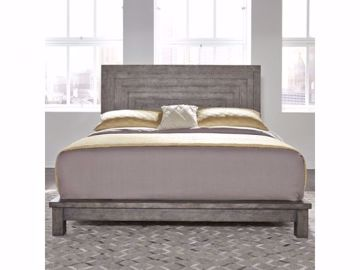 Picture of MODERN FARMHOUSE KING PLATFORM BED
