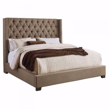 Picture of WESTERLY KING UPHOLSTERED BED