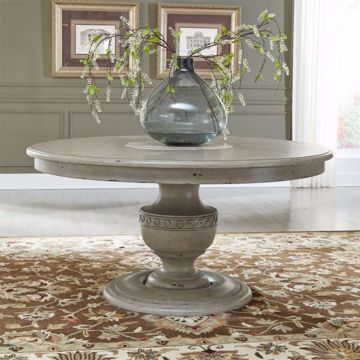 Picture of GRAND ESTATES ROUND PEDESTAL TABLE