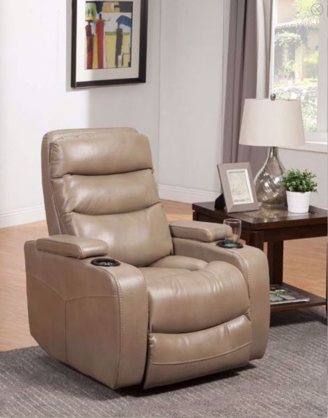 Picture of GENESIS HOME THEATRE POWER RECLINER