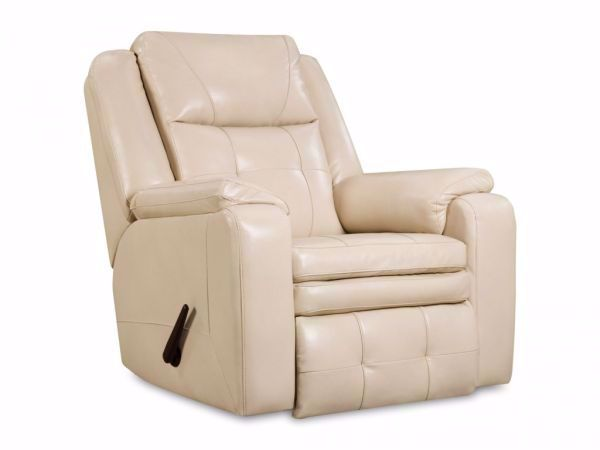 Picture of INSPIRE SWIVEL ROCKER RECLINER CREAM