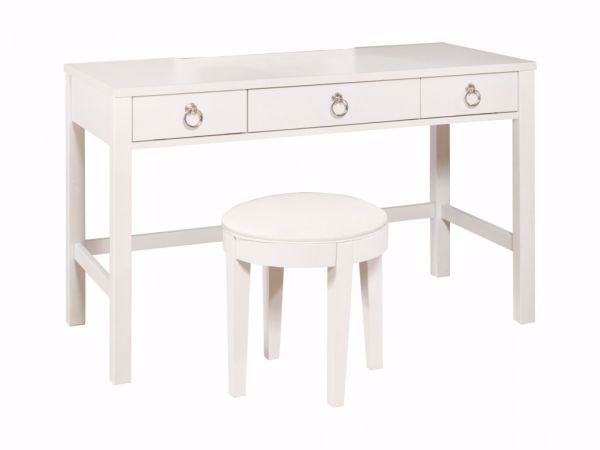 Picture of BELLA VANITY DESK & STOOL