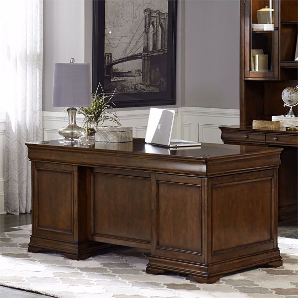 Picture of CHATEAU VALLEY JR. EXECUTIVE DESK