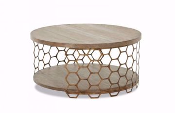 Picture of HIVE ROUND COCKTAIL TABLE