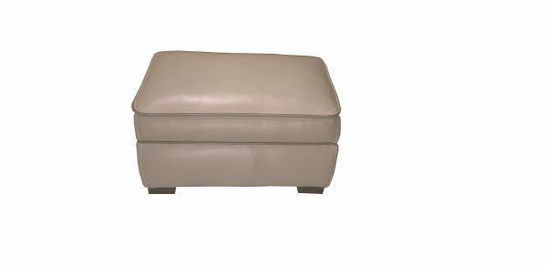 Picture of LONGHORN WHEAT OTTOMAN