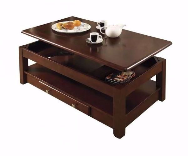 Picture of NELSON LIFT TOP COCKTAIL TABLE