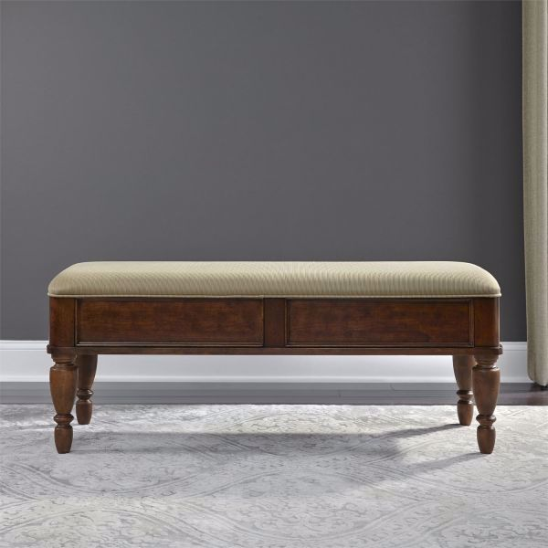 Picture of RUSTIC TRADITIONS BED BENCH