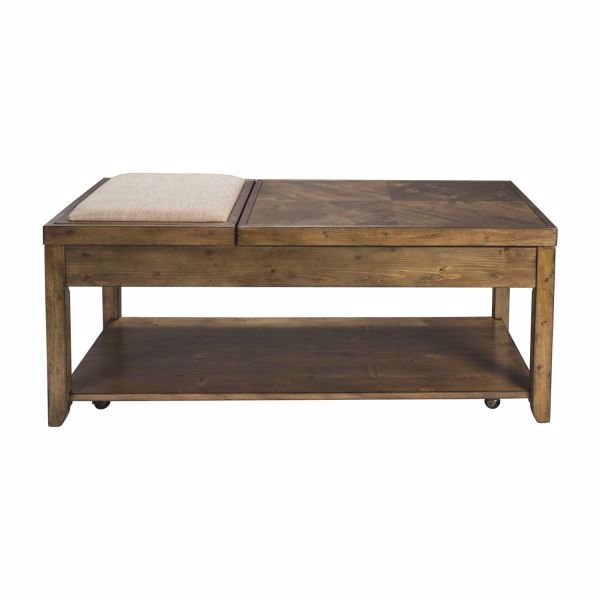 Picture of MITCHELL COCKTAIL TABLE W/SEAT