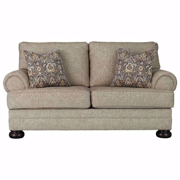 Picture of KANANWOOD OATMEAL LOVESEAT