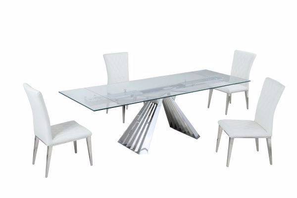 Picture of DOMINIQUE EXTENSION DINING TABLE