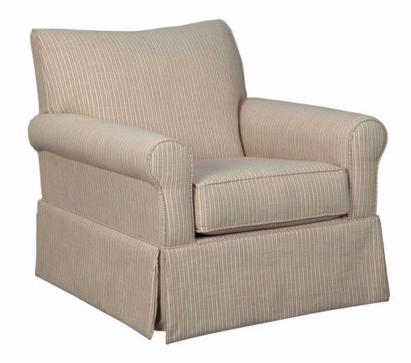 Picture of ALMANZA WHEAT SWIVEL GLIDER