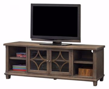 "Picture of CARSON 76"" TV CONSOLE"