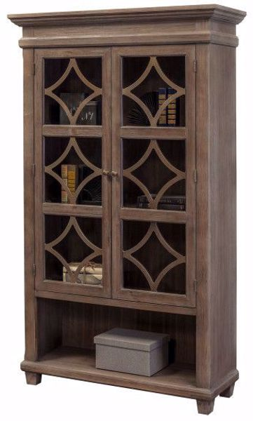 Picture of CARSON DISPLAY CABINET