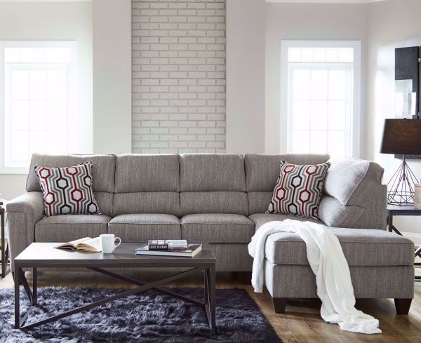 Picture of DANTE CONCRETE 2-PC. SECTIONAL
