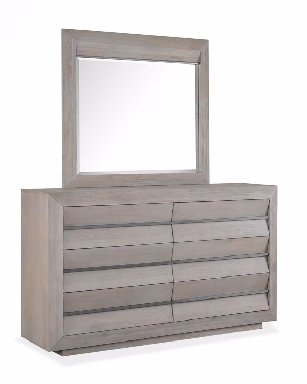 Picture of PALISADE LANDSCAPE MIRROR