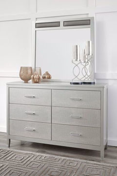 Picture of OLIVET DRESSER & MIRROR