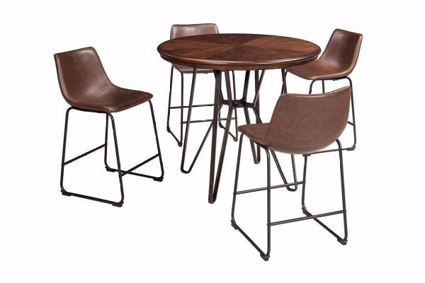 Picture of CENTIAR 5-PC COUNTER DINING SET