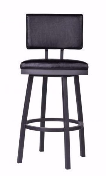 "Picture of BALBOA 26"" COUNTER STOOL BLACK"