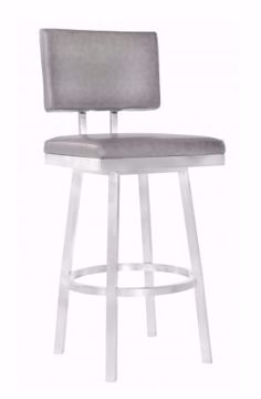 "Picture of BALBOA 26"" COUNTER STOOL STEEL"