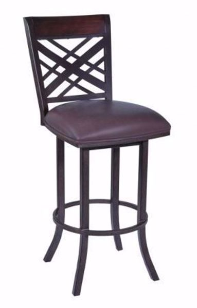 """Picture of TAHITI 26"""" COUNTER STOOL"""