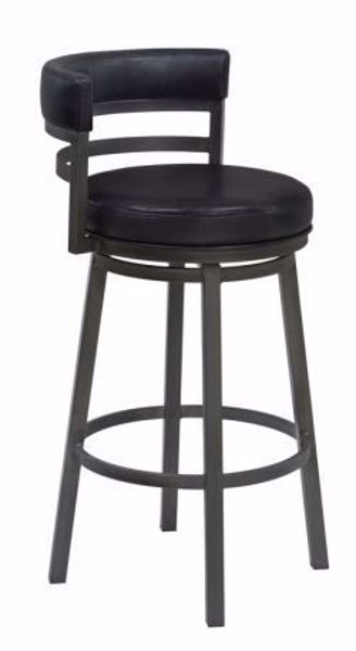 """Picture of MADRID 30"""" BARSTOOL MINERAL"""