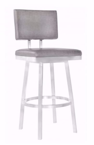 "Picture of BALBOA 30"" BARSTOOL STEEL"