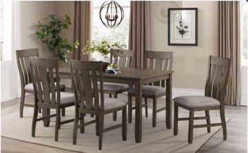 Picture of EVERETT 7-PC. DINING SET