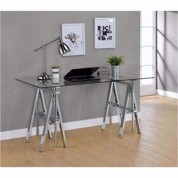 Picture of SAWHORSE WRITING DESK