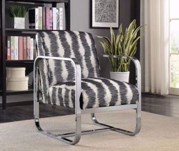 Picture of STRIPES ACCENT CHAIR