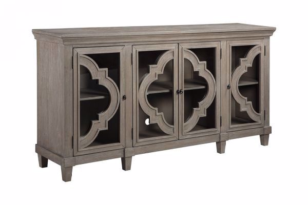 Picture of FOSSIL RIDGE ACCENT CABINET