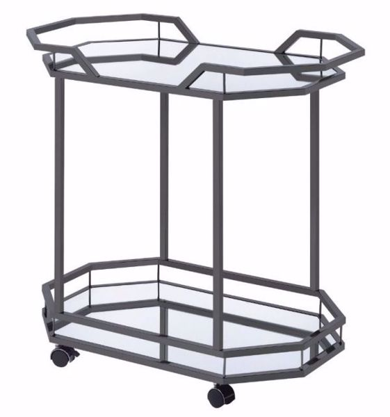 Picture of 2-TIER BAR CART