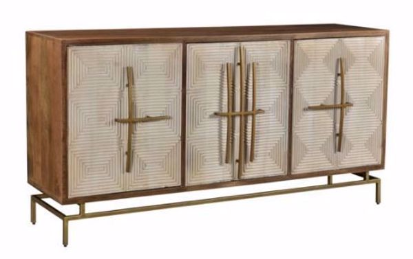 Picture of BENGAL MANOR 3-DOOR SIDEBOARD