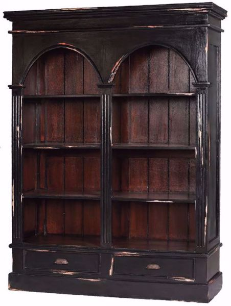 Picture of XANTHUS DOUBLE ARCH BOOKCASE