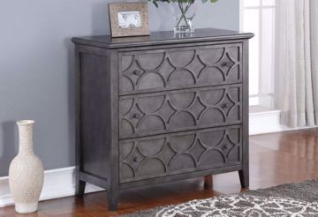 Picture of LUCIA ACCENT CHEST BROWN